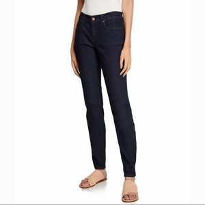 Eileen Fisher Organic Cotton Skinny Jeans 6